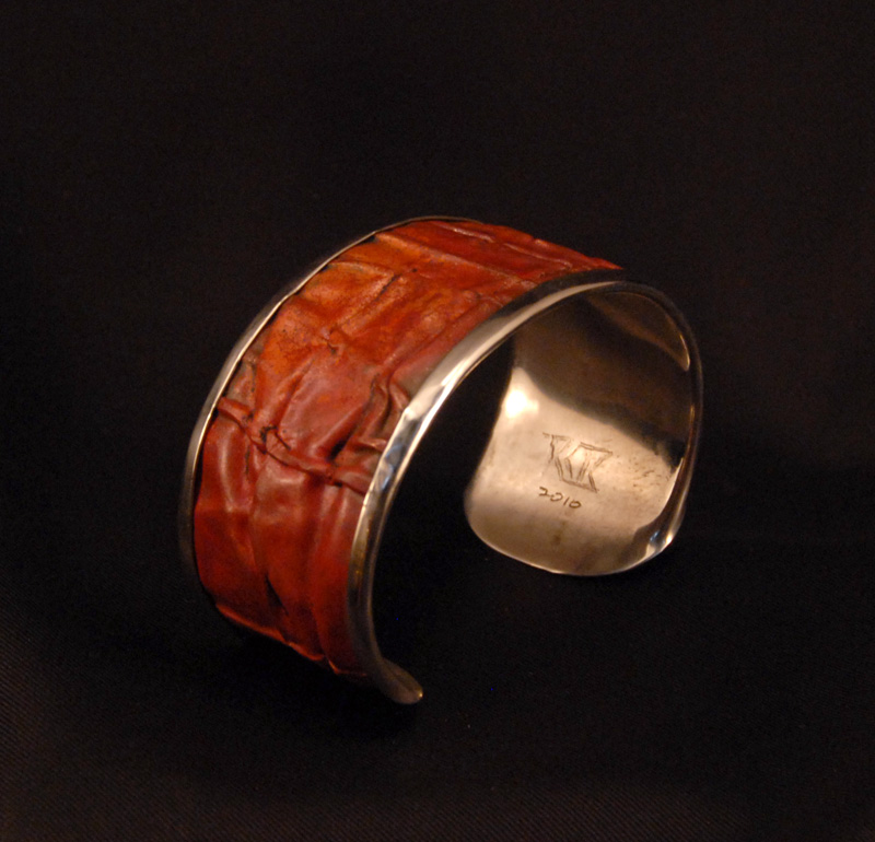 Creaseform-bracelet-2-silverba