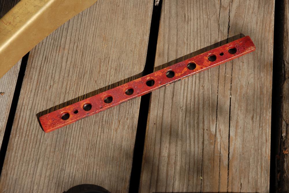 tabard menorah 10 - under construction - red bar - lg