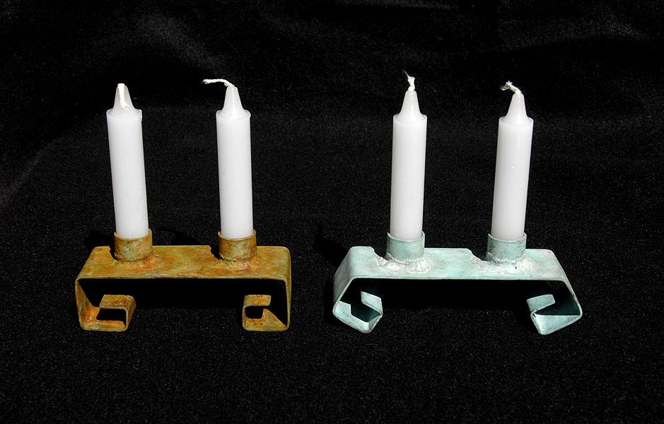 candlesticks david m bowman studio